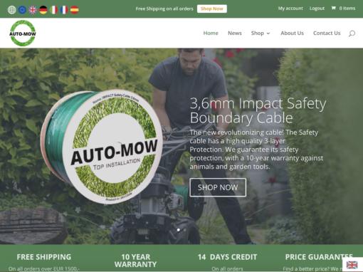 Auto-Mow